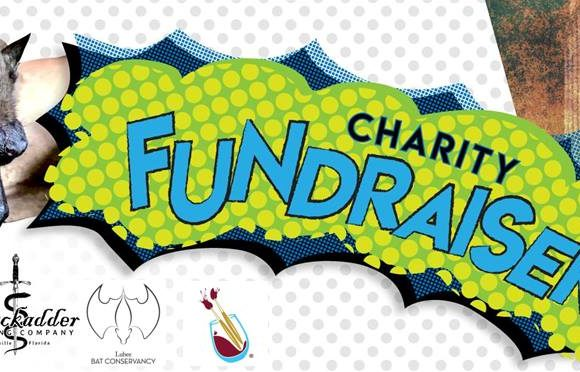 Come Join Us On November 20th for a Batty FUNdraiser!